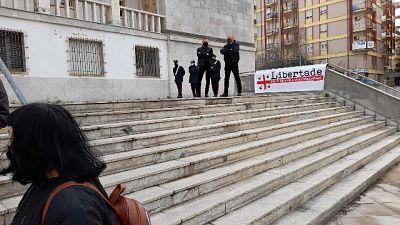Rinviati a giudizio per proteste 2019, sit-in indipendentisti