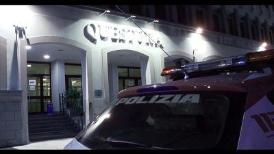 Operazione della Polizia contro la cosca De Stefano
