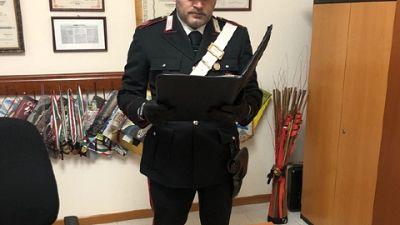 Arrestati in 4 dai carabinieri, i due papà e i rispettivi figli