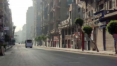 مصر تسجل 1090 حالة إصابة جديدة بفيروس كورونا و60 وفاة