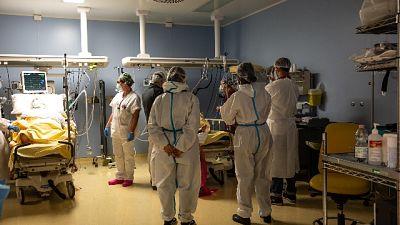 In terapia intensiva 81 (-3), i dimessi sono 28