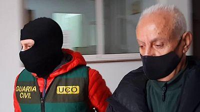 Deve scontare quasi 7 anni, da Malaga gestiva narcotraffico