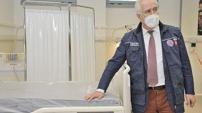 Prosegue tendenza all'aumento dei contagi