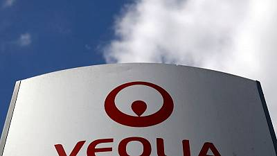 France's Veolia, about to buy Suez, posts higher Q1 profits
