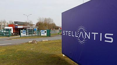 Stellantis says semiconductor shortage to affect production more heavily in Q2