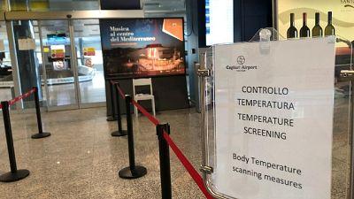 Primi sopralluoghi in porti e aeroporti, pronti medici Ats