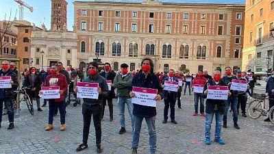 """Manifestazione sulla scia di Biella, """"basta cultura patriarcale"""""""