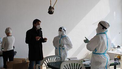 Appello 3 Comuni sardi in lockdown, subito vaccinazione di massa