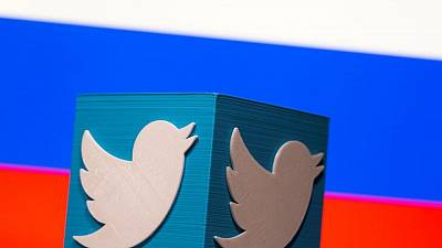 Russia seeks extra fines against Twitter over 'banned content': TASS