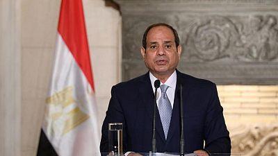 السيسي يشكر بايدن لدوره في إنجاح المبادرة المصرية للتهدئة في غزة