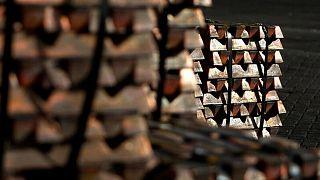 METALES BÁSICOS-Precios del cobre tras declaraciones Fed que infunden ánimo en los mercados