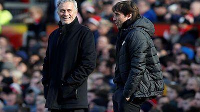 كونتي يقول إنه يحترم مورينيو كغريم قديم يعود إلى الدوري الإيطالي