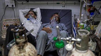 'Last resort': Desperate for oxygen, Indian hospitals go to court