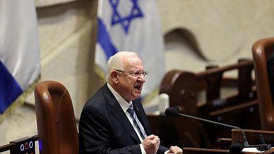 الرئيس الإسرائيلي يعلن الأربعاء عن المرشح لتشكيل حكومة جديدة