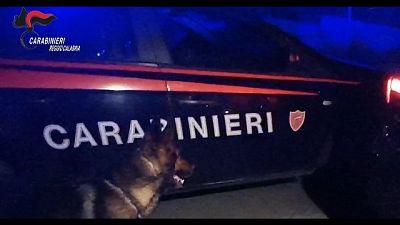Blitz dei carabinieri, due in carcere e tre ai domiciliari