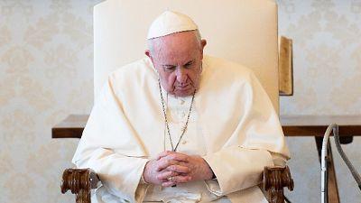 Il Papa ha accettato le sue dimissioni