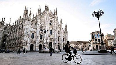إيطاليا تسجل 10585 إصابة جديدة بفيروس كورونا و267 وفاة