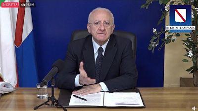 La Procura di Salerno ha anche chiesto il sequestro dell'area