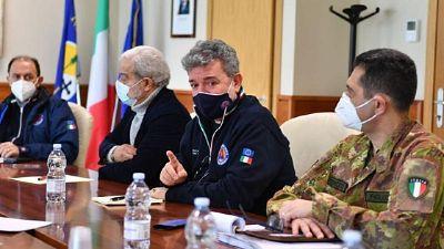 Spirlì:dati vaccini Calabria in linea con media nazionale