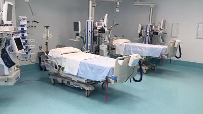 """Un infermiere e un Oss in quarantena, """"stanno benissmo"""""""