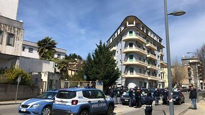 Protesta rientrata a Cosenza dopo l'intervento della polizia