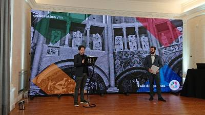 L'Aigu presenta a Parma il Manifesto Next Generation You