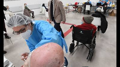 L'80% degli ospiti Rsa ha avuto anche seconda inoculazione