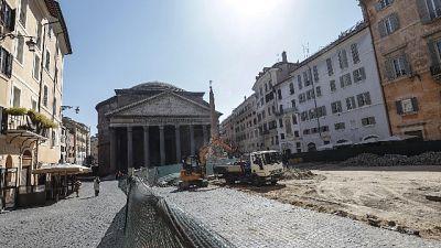 Ottima notizia per commercianti, turisti e romani