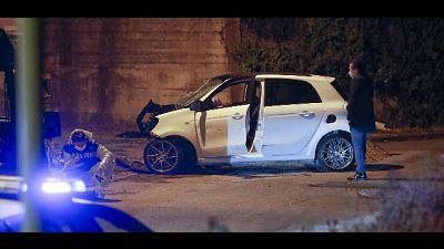 Per inquirenti inseguì con auto rapinatori provocandone la morte