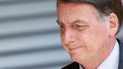 Brazil's Bolsonaro says United States will soon send vaccines to Brazil