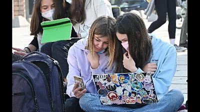 Il 66% degli 8,5 milioni di alunni. 2,9 mln in dad
