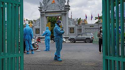 Cambodia ends blanket COVID-19 lockdown despite more infections