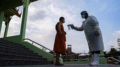 تايلاند تسجل 1911 حالة إصابة جديدة بكورونا و18 وفاة
