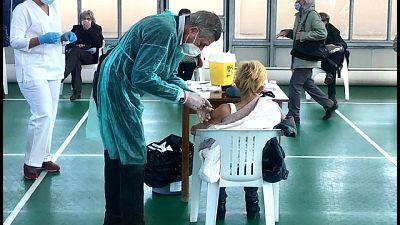 Nel paese del Cuneese tutti vaccinati in un giorno gli over 70