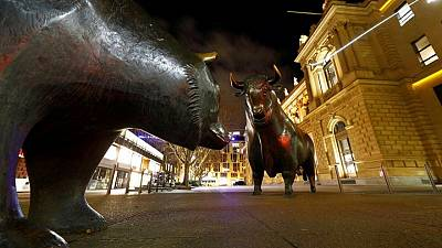 Deutsche Boerse buys remaining stake in CFC from UBS for 390 million Sfr