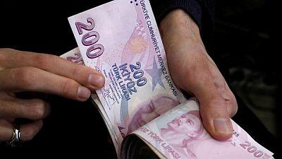 الليرة التركية تبلغ قاعا جديدا عند 8.6 مقابل الدولار