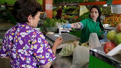 Colombia registra inflación de 0,59% en abril