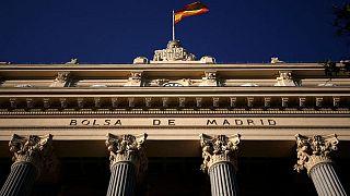 Bolsa de Madrid cierra al alza al inicio de una semana de resultados y datos de EEUU
