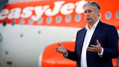 EasyJet ahead of green list warns UK risks being left behind in travel