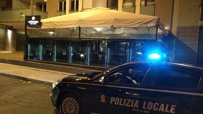 Controlli della Polizia locale dopo segnalazione da residenti