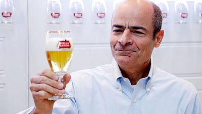 AB InBev 'architect'Brito to hand over to N.America boss