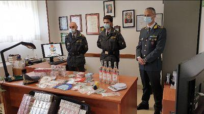 Nel Foggiano, finanzieri accertano evasione 800mila euro accise