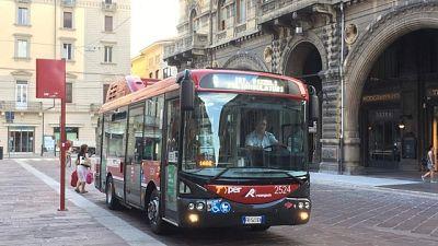 Convenzione tra Comune e Tper per il trasporto pubblico