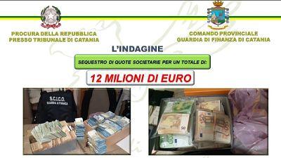 Società trasporti e prodotti petroliferi, inchiesta Dda Catania