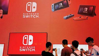Nintendo pronostica disminución en las ventas de Switch, advierte sobre incertidumbre de chips
