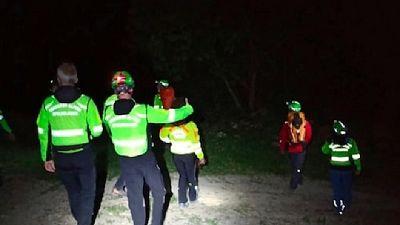 Il corpo trovato nella notte sull'Appennino Reggiano