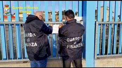Destinatari imprenditori presunti affiliati cosca del Crotonese