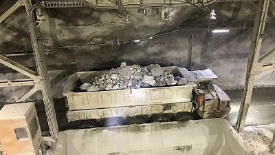 Mineras de cobre en Chile se quejan tras avance de ley de regalías al Senado