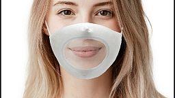 Covid, 7mln mascherine trasparenti per studenti non udenti