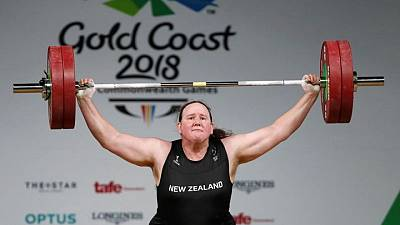 Olympics: Females told to 'be quiet' on transgender issue - ex-weightlifter